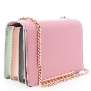 Ted Baker Rainbow Bag with Adjustable Chain